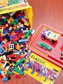 拼裝玩具兒童積木小顆粒拼裝玩具益智拼插3-6周歲7男孩子8女孩拼圖10