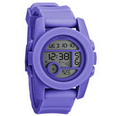 NIXON The UNIT 40 概念革命雙時區運動腕錶 (紫)
