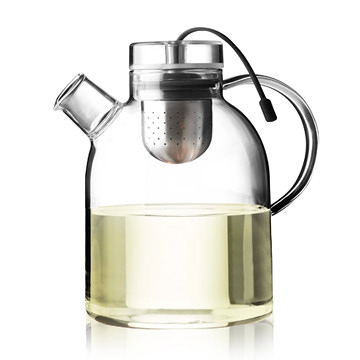 丹麥 Menu Kettle Tea Pot 1.5L 玻璃茶壺