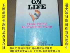 二手書博民逛書店HOOKED罕見ON LIFE FROM STUCK TO ST