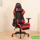 《DFhouse》派屈克-電競椅 電腦椅 書桌椅 辦公椅 人體工學椅 電競椅 賽車椅 主管椅 辦公傢俱