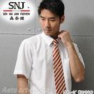 【S-01】森奈健-專業自信辦公室男短袖襯衫(帥氣白)。(上班族制服 OL粉領套裝 專業形象)