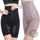 高腰雙層褲孕產婦產後美體塑身褲收小肚子束...