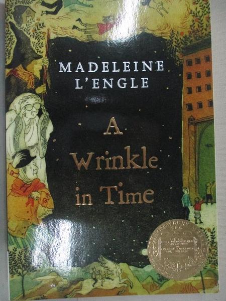 【書寶二手書T1/原文小說_A6B】A Wrinkle in Time_L'Engle