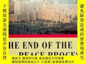 二手書博民逛書店the罕見end of the peace processY185671 said vintage 出版20