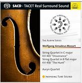 【停看聽音響唱片】【SACD】莫札特:海頓弦樂四重奏KV 458《狩獵》KV 465《不協和音》