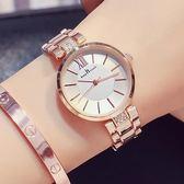 手表女學生韓版簡約潮流休閒時尚女士石英表