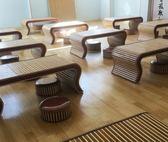 中式仿古國學桌子 榻榻米飄窗茶幾幼兒園課桌椅書法茶道圍棋矮桌