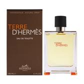 Hermes Terre d'Hermes 愛馬仕大地男性淡香水 100ml【Emily 艾美麗】