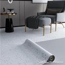衛生間防水地貼水磨石廚房浴室自粘防滑耐磨...