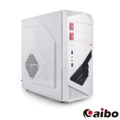 【鼎立資訊 】aibo【風之翼】二大 電腦機殼-白色