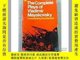 二手書博民逛書店The罕見Complete Plays of Vladimir