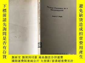 二手書博民逛書店Physical罕見Chemistry on a Microco