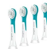 [COSCO代購] W136032 飛利浦 兒童牙刷刷頭 4入組