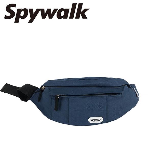 SPYWALK 簡約素色輕巧腰包 NO:2628