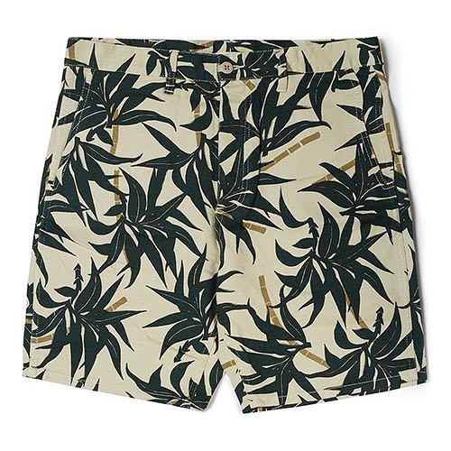Deus Ex Machina Bamboo Camp Short 短褲-印花