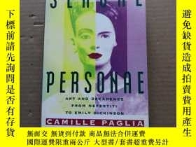 二手書博民逛書店Sexual罕見Personae: Art and Decadence from Nefertiti to Emi