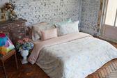 Kinloch Anderson 100%精梳棉雙人床包組 貝絲KA17020-PI