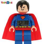 玩具反斗城  樂高超人時鐘