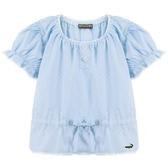 『小鱷魚童裝』短版公主袖上衣(08號~16號)533153