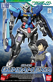 鋼彈模型 1/100 GN-001 EXIA 能天使 機動戰士00 TOYeGO 玩具e哥