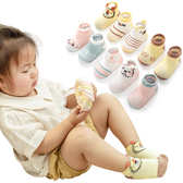 5雙入-兒童襪立體花邊薄棉嬰幼兒小童寶寶襪子網眼船襪-JoyBaby