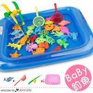 夏季寶寶戲水磁性釣魚26件組 益智玩具...