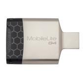 金士頓 讀卡機 【FCR-MLG4】 MobileLite G4 USB3.0 新風尚潮流