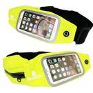 〈價值490元〉DoerDo 運動腰包 防水腰包 可觸控螢幕 反光效果 尺寸5.5 吋