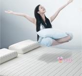 床墊 軟墊乳膠學生單人宿舍冬季加厚保暖床褥子家用榻榻米墊子海綿T 4色