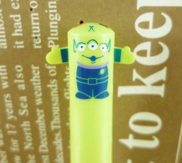 【震撼精品百貨】Metacolle 玩具總動員-雙色筆-三眼怪圖案