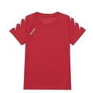 KAPPA義大利舒適小童吸溼排汗男款圓領T恤 正紅 34168MWD18