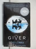 【書寶二手書T1/原文小說_BZV】The Giver _Lois Lowry