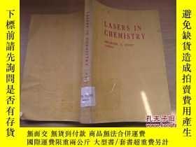 二手書博民逛書店LASERS罕見IN CHEMISTRY 化學中的激光Y1842