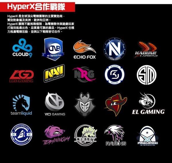 金士頓 HyperX Cloud Revolver S 電競耳機(HX-HSCRS-GM)