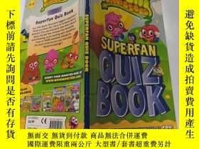 二手書博民逛書店quiz罕見book 測驗冊Y200392