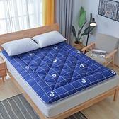 床墊1.8m被褥子學生宿舍加厚冬季單人雙人1.5m褥子1.2m榻榻米墊子WY