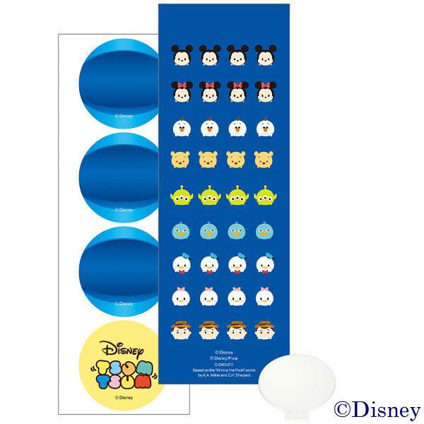THERMOS 迪士尼TUSMTUSM保溫瓶裝飾貼紙 10g
