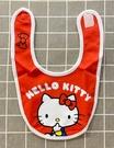 【震撼精品百貨】Hello Kitty 凱蒂貓~三麗鷗 凱蒂貓迷你圍兜兜-紅#38194