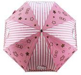 【卡漫城】 Hello Kitty 粉色 有把手 雨傘 ㊣版 三麗鷗 凱蒂貓 輕便 自動開傘 大人傘 長度84公分