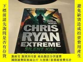 二手書博民逛書店Chris罕見Ryan Extreme: Silent Kill