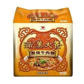 統一滿漢大餐蔥燒牛肉麵187Gx3入【愛買】