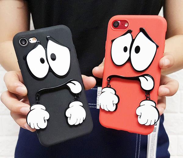 搞怪眼睛 三星 GALAXY Note5/Note4/Note3/A8(2015)機套 手機殼 軟套