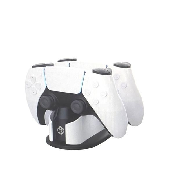 [9美國直購] Collective Minds PS5手把充電器 PlayStation 5 Dual Charge for Two Controllers B08KYBCN3Y