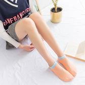 襪子女短襪純棉秋季短筒襪低筒透氣船襪