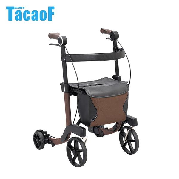 日本幸和TacaoF-GM輕量助行器WAG01-棕色