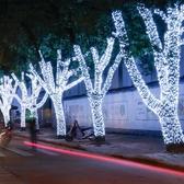 圣誕led小彩燈星星燈閃燈串燈