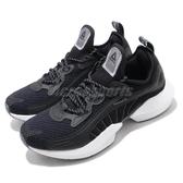 Reebok 慢跑鞋 Sole Fury 00 黑 白 女鞋 運動鞋 休閒鞋 【PUMP306】 DV9256