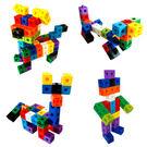 方塊積木早教益智力塑膠拼插幼稚園拼裝男孩...
