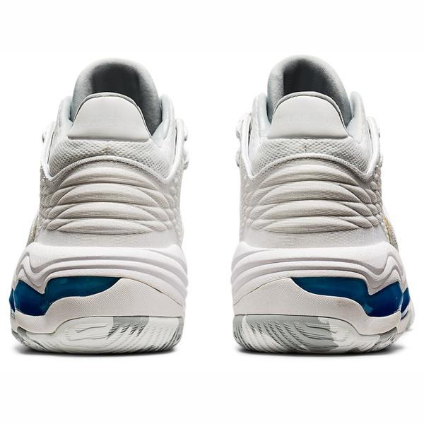 Asics Invade Nova [1061A029-100] 男 籃球鞋 穩定 氣墊 緩衝 支撐 舒適 透氣 白
